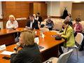 Участие в заседании комиссии по здравоохранению ОПМО
