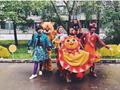 Члены комиссии по работе с молодежью поздравили детей с праздником