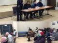 Участие в встрече с жителями д.Марьино
