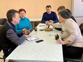 Члены Общественной палаты приняли участие в встрече со старостами деревень