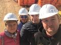 Члены Общественной палаты в очередной раз провели мониторинг строительства школы