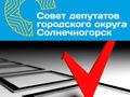 Состав Совета депутатов городского округа Солнечногорск определен