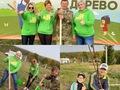 """Акция """"Наш лес-Посади свое дерево"""" прошла в Солнечногорье"""