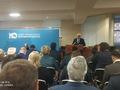 Председатель Общественной палаты принял участие в итоговом заседании ОПМО