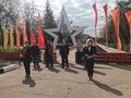 Общественники почтили память погибших в Великой Отечественной Войне