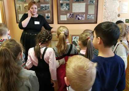 Организация экскурсии для учащихся 1-х классов в Краеведческий музей