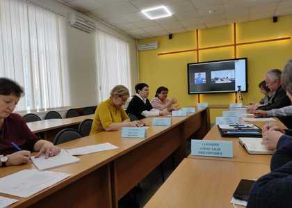 """Члены Общественной палаты приняли участие в заседании рабочей группы по созданию """"Музея истории миротворчества"""""""