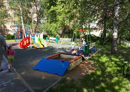 Жители Солнечногорска могут самостоятельно выбрать дополнительные элементы на благоустроенных площадках