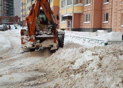 Общественный контроль уборки снега