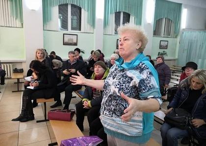 Очередная встреча жилищных активистов, общественников и представителей власти прошла в Солнечногорске