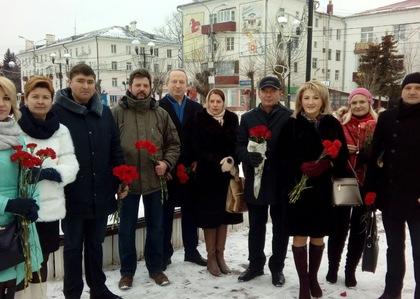 12 декадря-День освобождения Солнечногорска