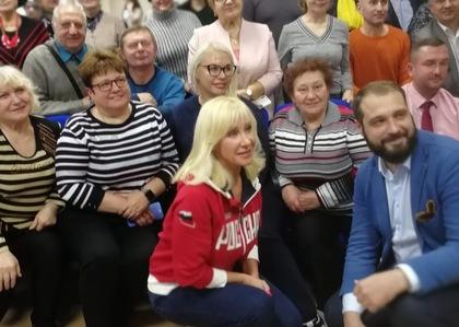 Делегация Общественной палаты приняла участие в праздновании Дня народного единства в Одинцово.