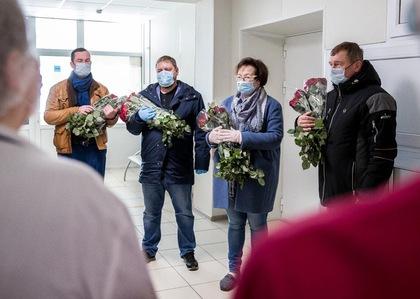 """Солнечногорские общественники поддержали акцию """"Наше дело в помощь вам"""""""